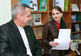 ярмарка вакансій для студентів Уманського НУС
