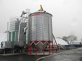 зернозберігальне обладнання Україна