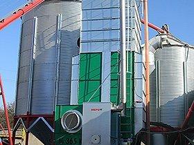 зернозберігальне обладнання замовити