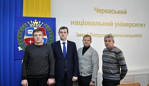 Фахівці інформаційно-консалтингового відділу приймають участь у I Черкаському юридичному аграрному форумі ААУ