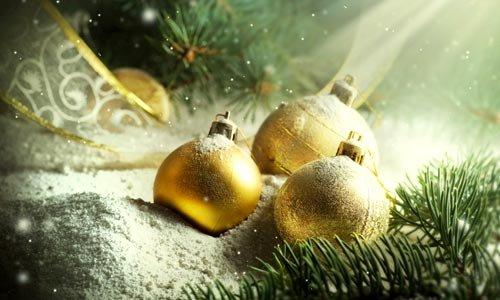 Привітання з Новим роком працівників та партнерів компанії Седна-Агро