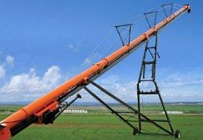 варіанти завантаження модульних зерносховищ Юніон Айрон