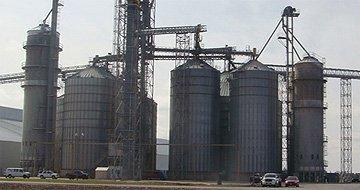 Обладнання для післязбиральної обробки і зберігання зерна